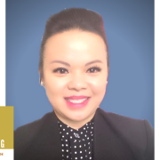 Photo of Human Resources Manager Cynthia Truong for AAPI Heritage Month.